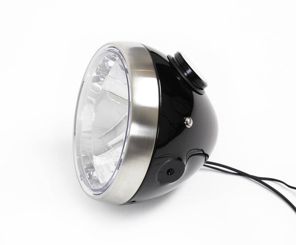 Classic Headlight / Mini Integrated Speedometer - Street Twin/Cup (2016-2018)