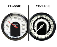 Classic Headlight / Mini Integrated Speedometer - Bonneville T100 (2016-present)