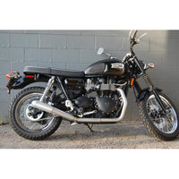 D&D Full Exhaust System - Bonneville/Thruxton (2001-2015)