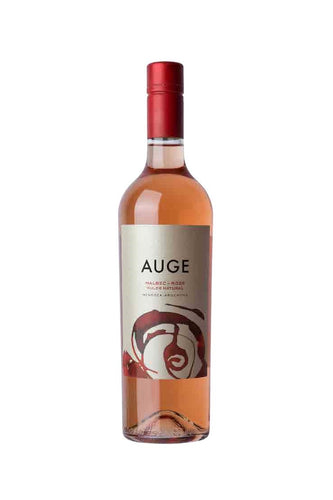 Auge Malbec Rose Dulce Natural Carton x 6 bottles.