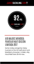 Load image into Gallery viewer, Punto AR Malbec Nuit Limited Edition Carton x 6 bottles.