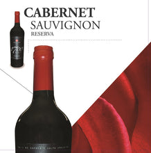 Load image into Gallery viewer, 1700 masl  Cabernet Sauvignon Reserva 2011 Carton x 6 bottles.