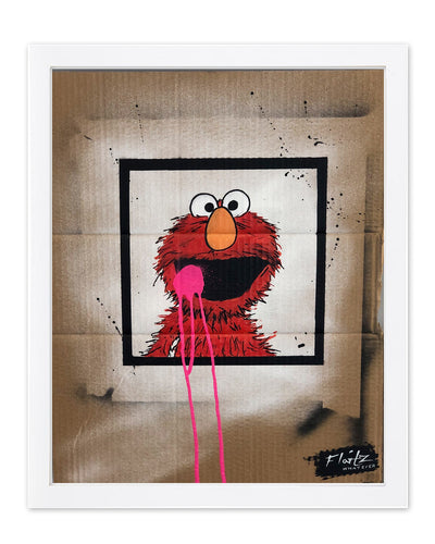 Flaitz Whatever - Tickle Me Original Artwork