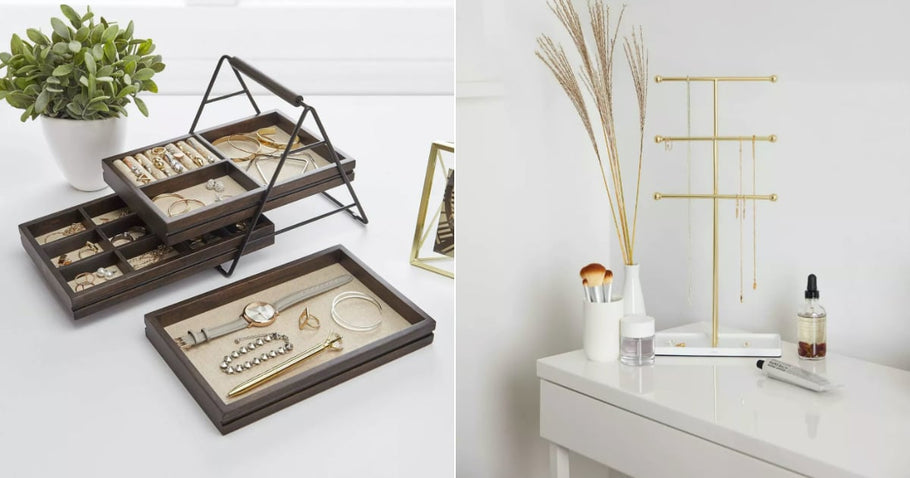 13 Pretty Jewelry Organizers From Target - All Under $38