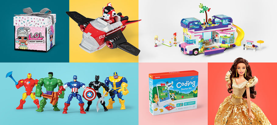 Amazon Reveals its 2020 Toys We Love List