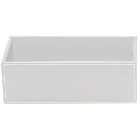 DWBA Artificial Leather Cosmetic Storage Makeup and Jewelry Organizer Beauty Box