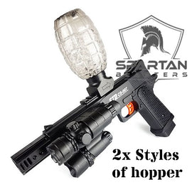 STD M1911 Hopper Fed Gel Blaster