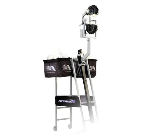 Attack Volleyball Serving Machine By Sports Attack