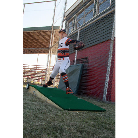 "10"" Adult Portable Practice Pitching Mound"