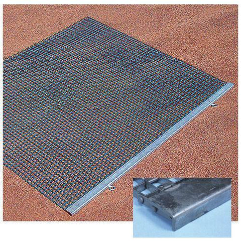 Monster Drag Mat Top View Field Groomers