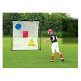Fisher Football Deluxe Skill Zone Throwing Nets - Pitch Pro Direct