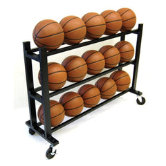 Trigon Sports 15 Ball HD Ball Cart 3 Tier