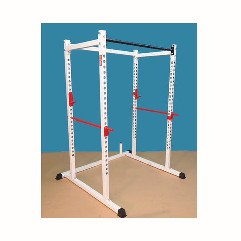 New York Barbells TDS-92561-W Full Power Rack