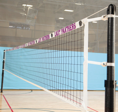 Gill Athletics Volleyball Net Sleeve With Custom Graphics