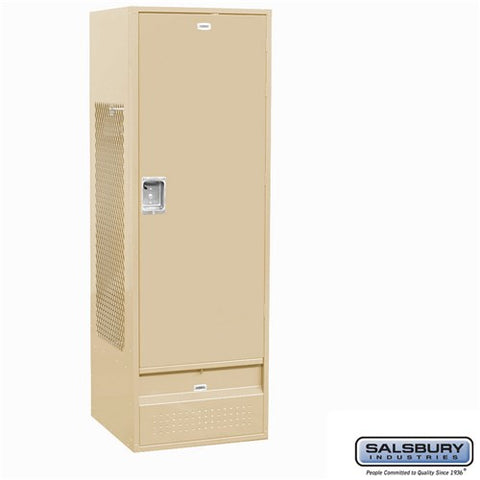 "Salsbury 24"" Wide Standard Gear Metal Locker"