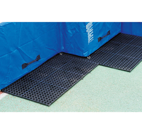 Gill Athletics Polymer Platforms for Landing System