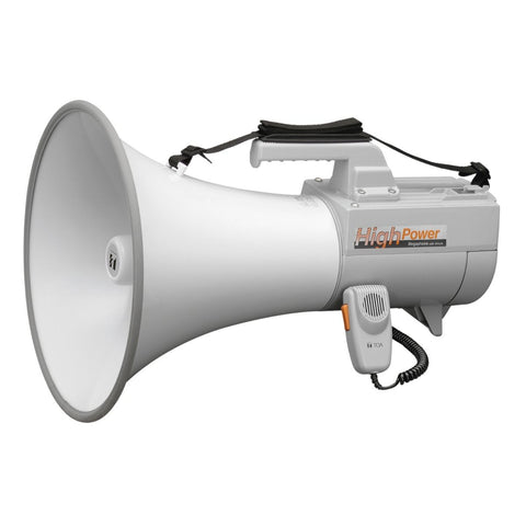 Gill Athletics 45W Megaphone with Input Jack