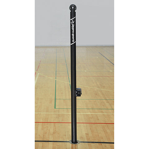"JayPro 3"" LadyPro Carbon Volleyball Uprights"