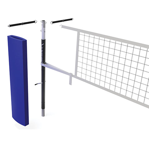"JayPro 3"" Powerlite Volleyball Center Package"