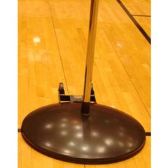 "Trigon Sports 30"" Rollaway Volleyball Standards"