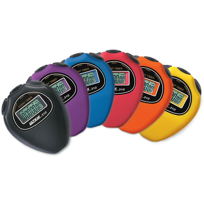 Gill Athletics Ultrak 310 Stopwatches - Set of 6