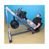 Image of New York Barbells Super Leg Press and Hack Squat