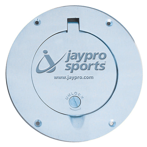 JayPro 3½ Chrome Floor Sleeves and Covers