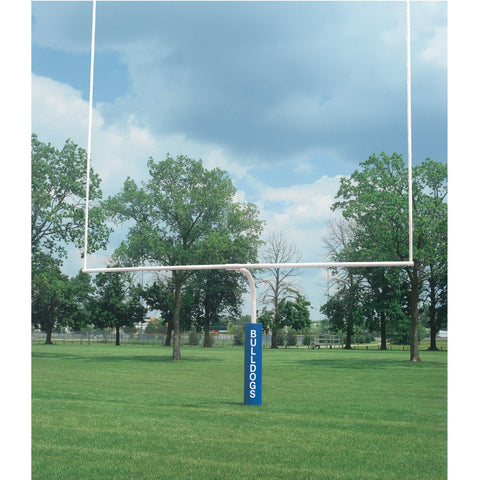 Bison 4-1/2″ Gooseneck Football Goalposts - Pitch Pro Direct