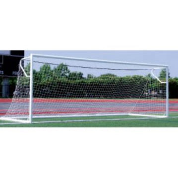 "4"" Euro Powder Coated Aluminum Soccer Goal"