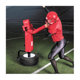 Rogers Titan-Pass Rush Trainer With Tire Mount