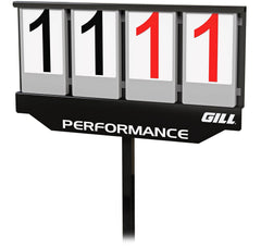 Gill Athletics 4-Digit Performance Indicator