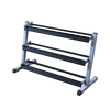 "Image of Body Solid 48"" 3-Tier Dumbbell Rack GDR48"