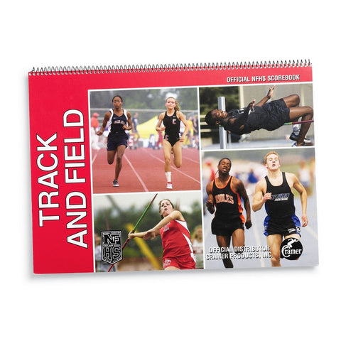 Gill Athletics Track and Field Score Book