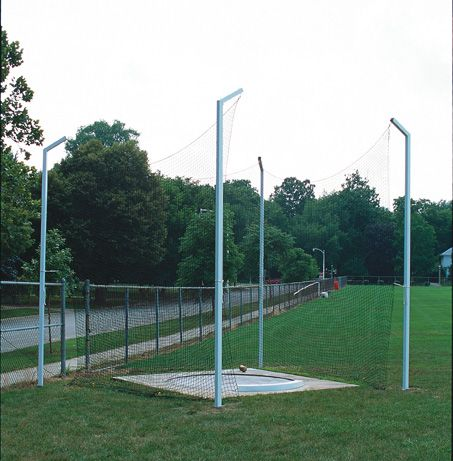 Gill Athletics Steel Shot Cage