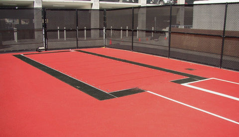 Gill Athletics Ready-Fit Aluminum Sand Pit Covers