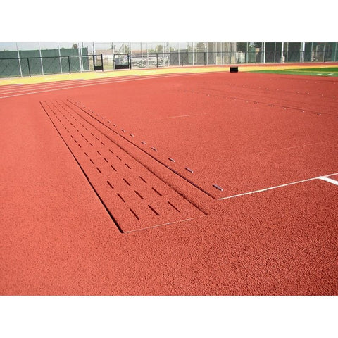 Gill Athletics Recessed Sand Catcher Cover System