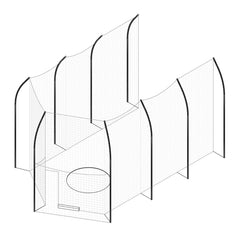 Gill Athletics World Athletics Discus Cage