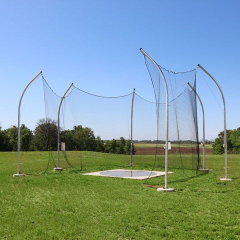 Gill Athletics Barrier Net for 9010 Discus Cage