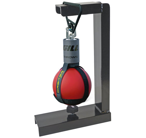 Gill Athletics Indoor Throwing Weight Gauge