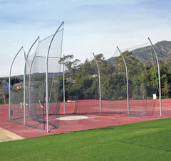 Gill Athletics Barrier Net 732130 Discus Cage