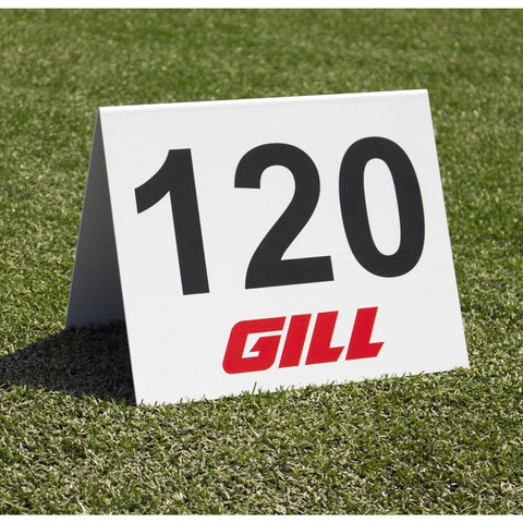 Gill Athletics Scholastic Distance Markers