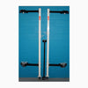 "Image of New York Barbells Folding 2"" & 2.5"" Power Rack"