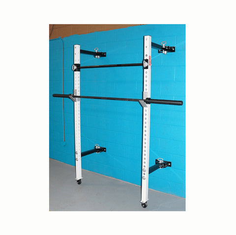 "New York Barbells Folding 2"" & 2.5"" Power Rack"