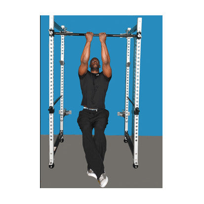 New York Barbells Folding Full Power Rack