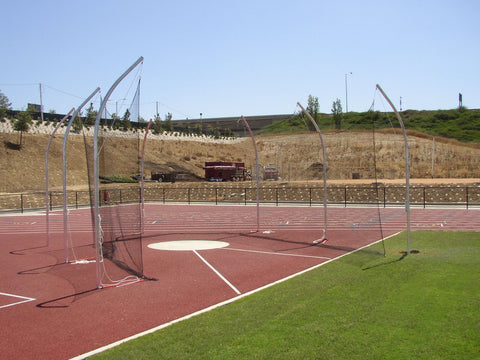 Gill Athletics Barrier Net for 8020 Discus Cage