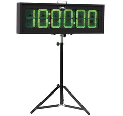 "Gill Athletics 9"" Digit Race Clock"