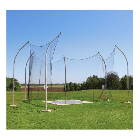 Gill Athletics Barrier Net for 8010 Discus Cage
