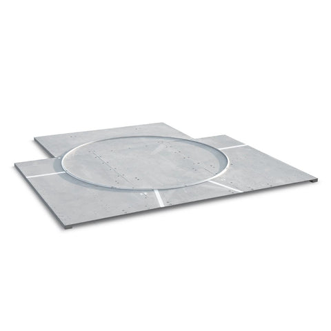 Gill Athletics Portable Discus Circle Platform