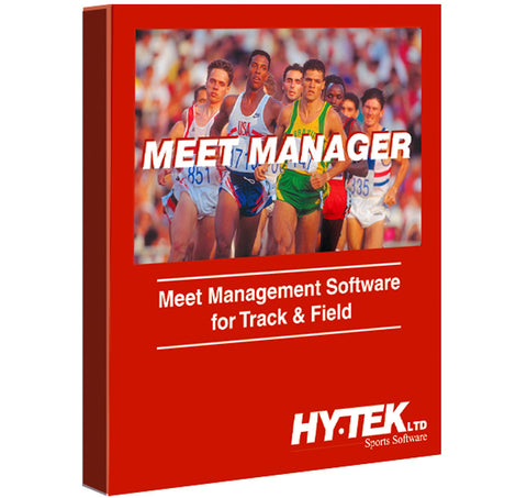 Gill Athletics Hytek Track And Field Meet Manager