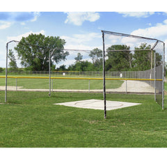 Gill Athletics Pro-Down Discus Cage